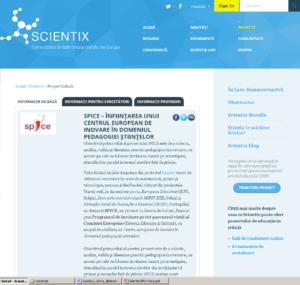 Proiecte de matematică de pe platforma Scientix